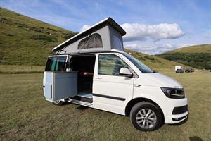 CMC HemBil Drift side kitchen layout campervan (Credit: Geneve Brand)